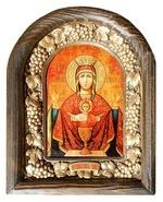 Неупиваемая чаша. Икона Иерусалимская арочная
