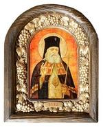 Лука Крымский. Икона Иерусалимская арочная