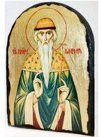 Вадим,Св.Муч., икона синайская, арка, 17 Х 23