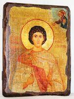 Виталий, Св.Муч, икона под старину, сургуч (13 Х 17)