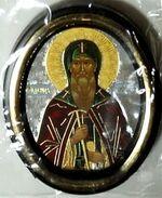 Даниил. Икона настольная малая, зол. кант, овал. (50 Х 65)