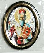 Тарасий. Икона настольная малая, зол. кант, овал. (50 Х 65)
