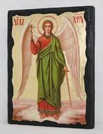 Ангел Хранитель (рост), икона синайская, 13 Х 17