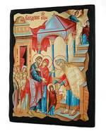 Введение во Храм Пр.Б., икона синайская, 13 Х 17