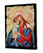 Взыскание погибших Б.М., икона синайская, 13 Х 17