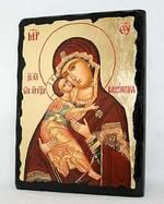 Владимирская Б.М., икона синайская, 13 Х 17