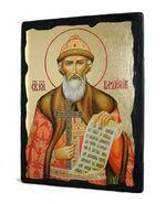 Владимир Св.Кн., икона синайская, 13 Х 17