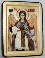 Арх. Гавриил, икона Греческая, 13 Х 17