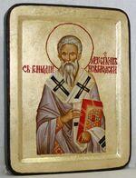 Геннадий, Св. Муч., икона Греческая, 13 Х 17