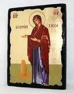 Геронтисса Б.М., икона синайская, 13 Х 17