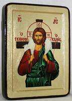 Добрый Пастырь, икона Греческая, 13 Х 17