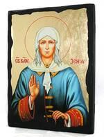 Ксения Петербургская, икона синайская, 13 Х 17
