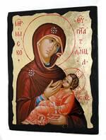 Млекопитательница Б.М., икона синайская, 13 Х 17