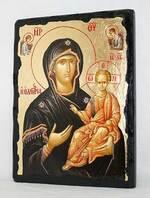 Одигитрия Б.М., икона синайская, 13 Х 17