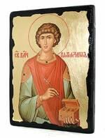 Пантелеймон, икона синайская, 13 Х 17
