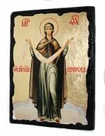 Покров Б.М., икона синайская, 13 Х 17