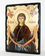 Пояс Пр.Б., икона синайская, 13 Х 17