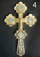 Крест напрестольный требный № 4