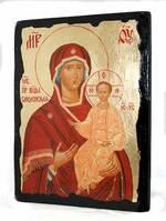 Смоленская Б.М., икона синайская, 13 Х 17