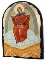 Спорительница хлебов Б.М., икона синайская, арка, 17 Х 23