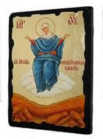 Спорительница хлебов Б.М., икона синайская, 13 Х 17