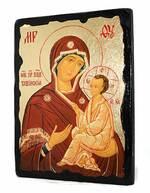 Тихвинская Б.М., икона синайская, 13 Х 17