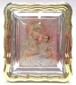 Иерусалимская Б.М.. Икона настольная малая, прямоуг.