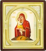 Почаевская Б.М., средняя аналойная икона, риза (Д-1с-51)