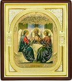 Троица, средняя аналойная икона, риза (Д-1с-60)