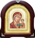 Казанская Б.М. Аналойная арочная икона (А-14)