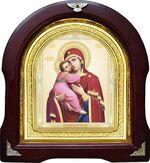 Владимирская Б.М. Аналойная арочная икона (А-30)