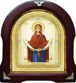 Покров Б.М. Аналойная арочная икона (А-50)