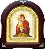 Почаевская Б.М. Аналойная арочная икона (А-51)