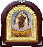 Спорительница хлебов Б.М.. Аналойная арочная икона (А-57)
