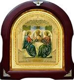 Троица. Аналойная арочная икона (А-60)