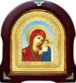 Казанская Б.М. Аналойная арочная икона (А-12)