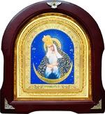 Остробрамская Б.М. Аналойная арочная икона (А-46)