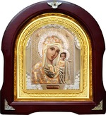 Казанская Б.М. Аналойная арочная икона (А-08)