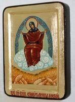 Спорительница хлебов Б.М., икона Греческая, 13 Х 17
