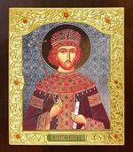 Константин, Св.Р.Ап. Икона в окладе средняя (Д-21-131)