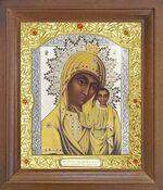 Табынская Б.М. Икона в деревянной рамке с окладом (Д-26псо-159)