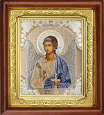 Ангел Хранитель, икона в деревянной рамке (Д-16пс-01)