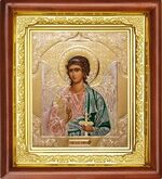 Ангел Хранитель, икона в деревянной рамке (Д-16пс-05)