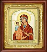 Троеручица Б.М., икона в деревянной рамке (Д-16пс-59)