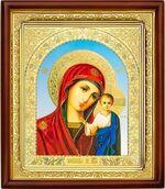 Казанская Б.М.,икона в деревянной рамке (Д-18пс-12)