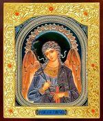 Ангел Хранитель. Икона в окладе малая (Д-22-04)