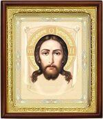 Спас Нерукотворный,икона в деревянной рамке (Д-18пс-24)