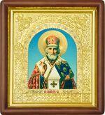 Николай Чудотворец, средняя аналойная икона (Д-17пс-26)