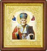 Николай Чудотворец, средняя аналойная икона (Д-17пс-27)
