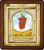 Спорительница хлебов Б.М., малая аналойная икона, риза (Д-3с-57)